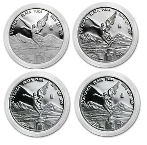 PROOF-LIBERTAD-MEXICO-2018-1-2-1-4-1-10-1-20-OZ-Proof-Silver-Coin-in-Capsule