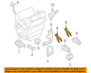 [DIAGRAM_0HG]  GM OEM-Engine Motor Mount Torque Strut 10345905 | eBay | 2007 Chevy Impala Engine Diagram |  | eBay