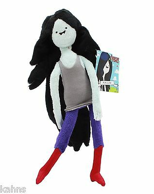 Adventure Time with Finn & Jake: Marceline Plush by Jazwares - NWT