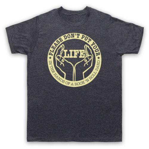 Britpop ne pas Regarder en colère Officieux Rock Anthem Adultes /& Enfants T-Shirt