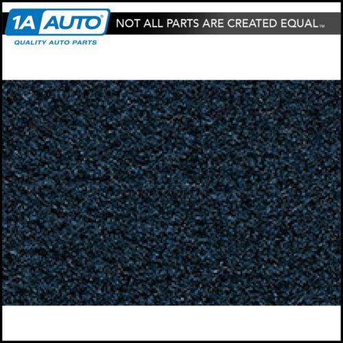 for 80-86 F150 Truck Reg Cab 2WD 9304-Regatta Blue Carpet 4 Spd Manual Trans