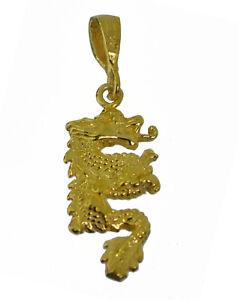 24K-Gold-Pltd-Chinese-Dragon-Dance-Power-Diginity-New-Year-Dance-Good-Luck-Charm