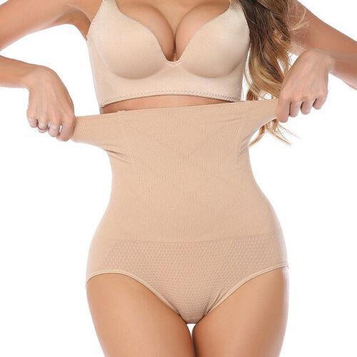 Damen Mieder Shapewear Bauchweg Miederhose Figurformer Unterwäsche Panty Schlank