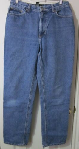 12 Sz Tag Ralph Co Classic Medium Lauren Jeans Femmes Straight qBzxzRgw