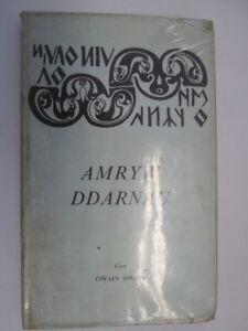 Acceptable-Amryw-ddarnau-Owain-Owain-1968-01-01-Covered-in-clear-plastic-Ex