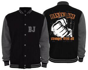 Joe Collegejacke Limited 9 Banana tone Edition 2 ® Original ZBqwUx