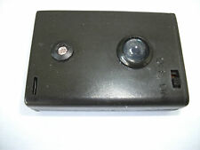 FAKE/DECOY ALARM BOX.  BIG FLASHING RED/BLUE LED. LIGHT SENSOR