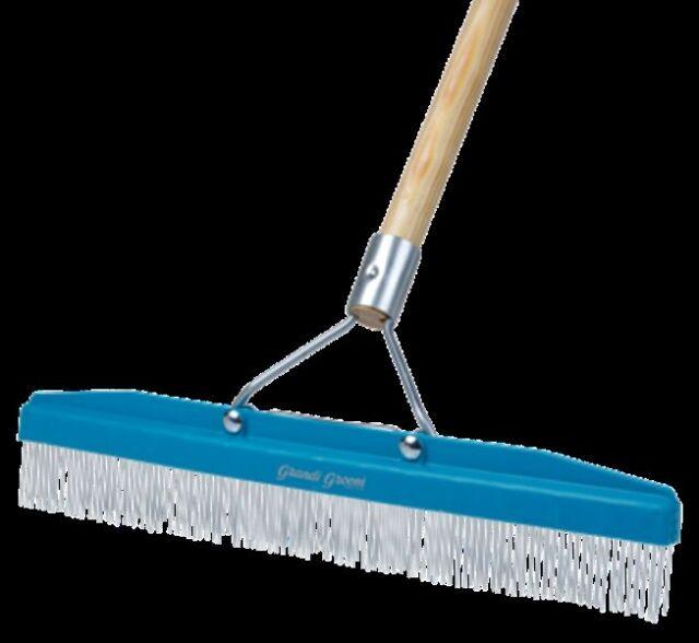 "Hydro-Force Grandi Groom Carpet Grooming Rake 18/"" AB24"