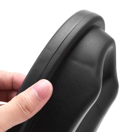 Details about  /Bike Trainer Front Wheel Stop Riser Plastic Black Block Support Cycling Trainer