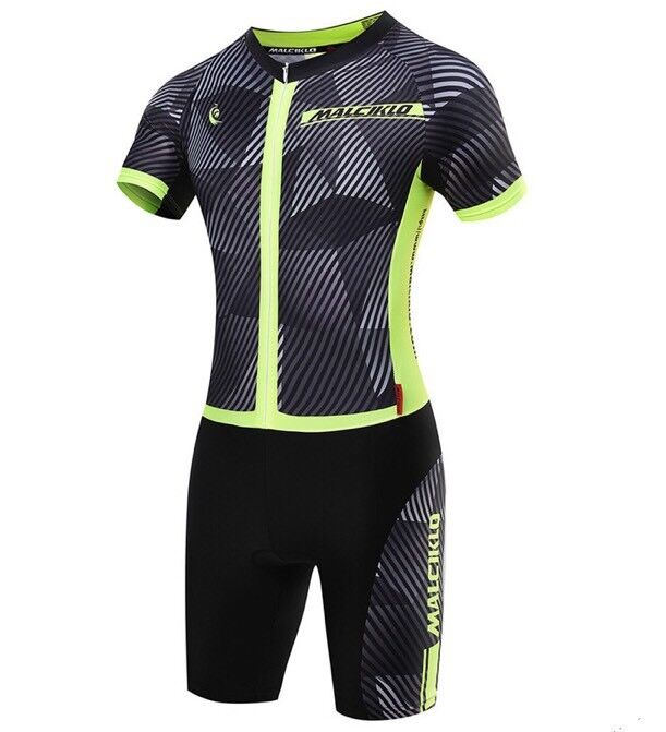 Cycling Triathlon Body Skinsuit M size