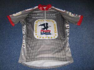 United States Postal Services Trek Subaru Visa Nike cycling jersey ... a13ae3266