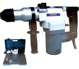 850W-ROTARY-HAMMER-DRILL-POWERFUL-TOOL-CHISEL-SDS-BITS-SET-KIT-230V-amp-BLOWCASE