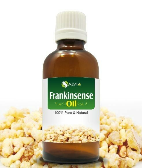 FRANKINCENSE OIL 100% NATURAL PURE UNDILUTED UNCUT ESSENTIAL OIL 5ML TO 100ML