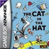 Cat In The Hat Gba GAME NEUF