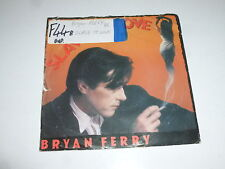 "BRYAN FERRY - Slave To Love - Scarce 1985 Dutch 7"" Juke Box Vinyl Single"
