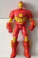 "Marvel Legends Universe 10"" Iron Man Deluxe Edition ToyBiz 1994 #46601"