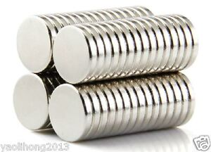 25PCS-N52-12mm-X-2mm-Super-Strong-Round-Disc-Magnets-Rare-Earth-Neodymium-magnet