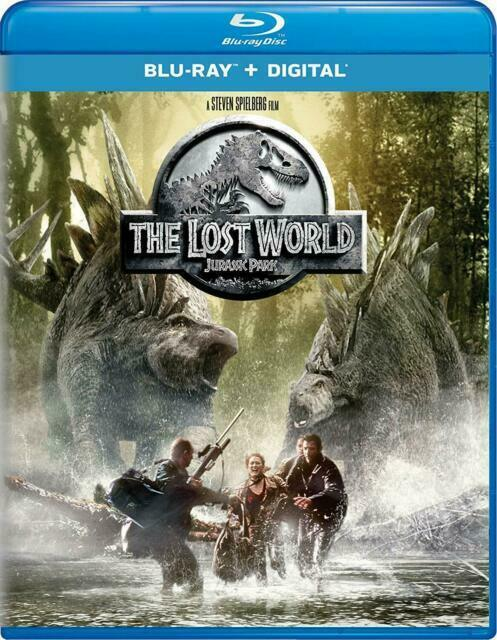 The Lost World Jurassic Park Blu Ray Disc 2018 For Sale Online Ebay