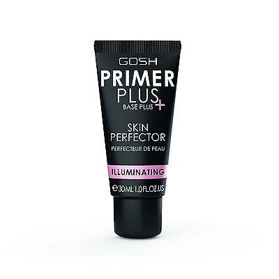 GOSH NEW Foundation Primer Plus Hydration -Illuminating Skin Perfector - 30 ml.