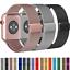 thumbnail 1 - Apple Watch Series 6 5 4 3 2 1 Milanese Loop Band I Watch Strap 38 42 40 44mm