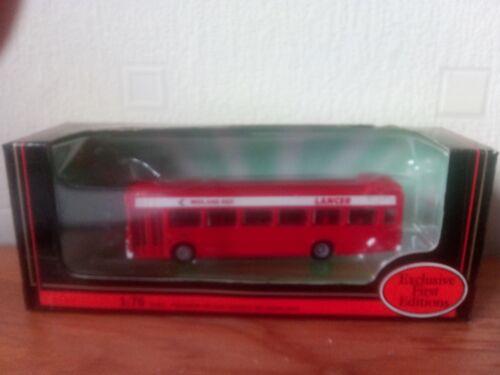 Efe 17206 Midland autobús rojo
