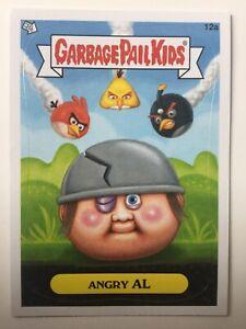 Garbage Pail Kids Topps Sticker 2012 Brand New Series 1 Doughy Zoe 15a
