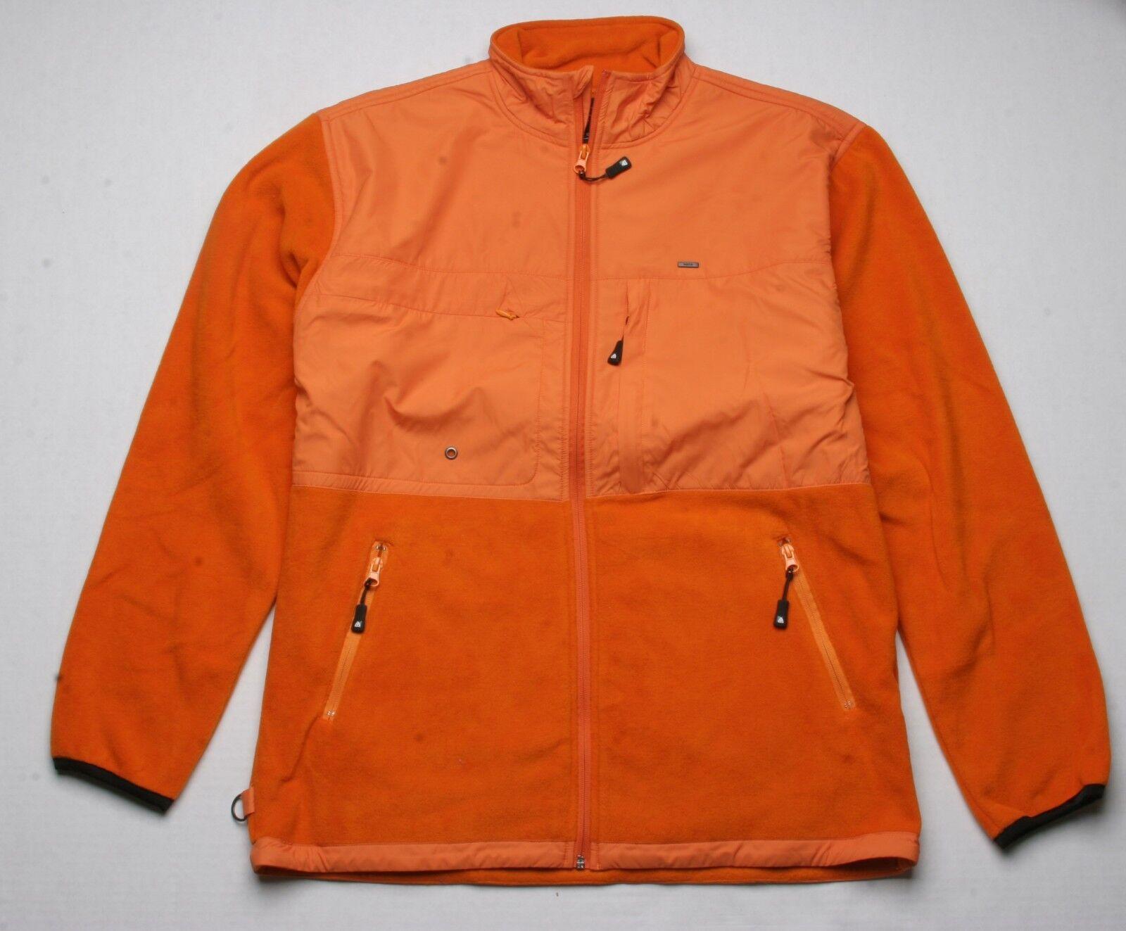 Matix Paramine Fleece (L) Orange