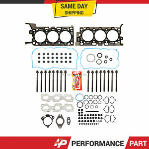 Head Gasket Bolts Set for 09-12 Ford Escape Fusion Mercury Mariner Milan 2.5