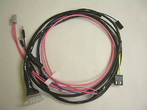 s l300 1962 1966 nova chevy ii engine starter wiring harness v8 with 1966 chevy nova wiring harness at bayanpartner.co