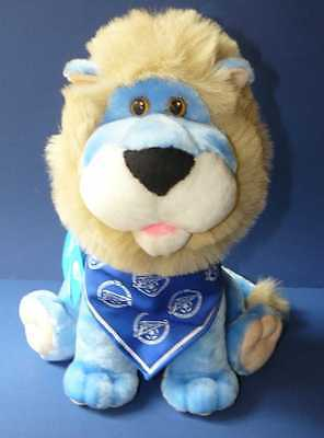 Russian Football Club Zenit St Petersburg Mascot Souvenir Big Lion Ebay