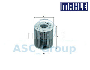 Genuine MAHLE Replacement Engine Oil Filter Insert OX 163/4D OX163/4D