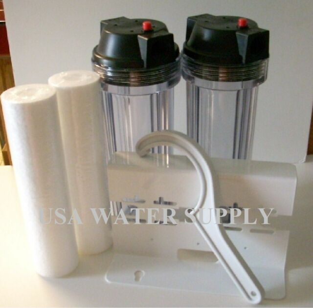 Whole House /Home/Pool/Well Water Filter System 10