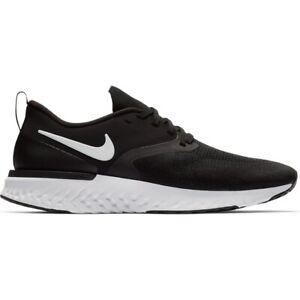 Nike-Odyssey-reagire-Flyknit-2-Nero-Bianco-AH1015-010-Regno-Unito-8-9