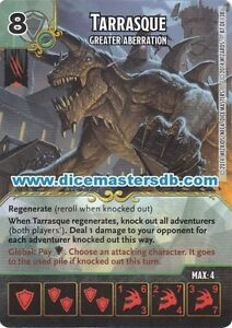 Tarrasque-Greater-Aberration-87-Dungeons-amp-Dragons-Battle-for-Dice-Masters