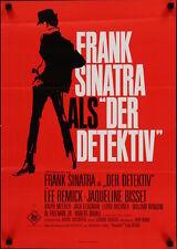 DETECTIVE German A2 movie poster FRANK SINATRA 1968