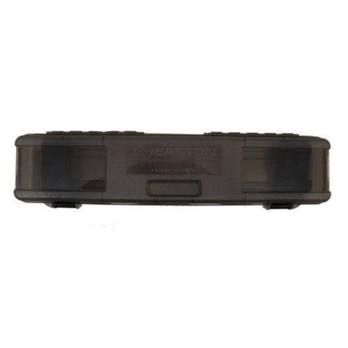 Easton ARROW Case Arbalète gris fumée