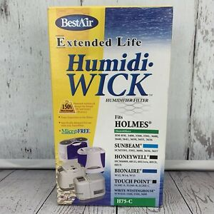 BestAir® Replacement Humidifier Wick Filter Fits Holmes