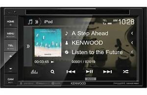 Kenwood-2-DIN-6-2-034-Touchscreen-Bluetooth-Car-Stereo-DVD-Player-Receiver-DDX276