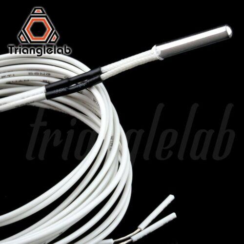Trianglelab NTC 100K ohm B3950 Thermistor Cartridge sensor High temperature