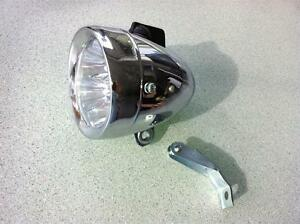 7-LED-Head-Light-Vintage-RETRO-Cruiser-Bike-Fixie-City-Bicycle-Front-Light