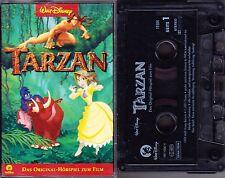 MC Walt Disney: Tarzan - Original-Hörspiel zum Film - Walt Disney Records
