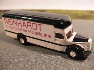1/87 Brekina MB L 6600 Reinhardt Sondermodell Reinhardt