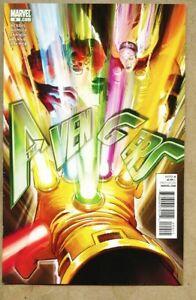 Avengers-9-2011-vf-8-0-Bendis-John-Romita-Jr-Infinity-Gauntlet-cover