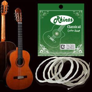2-Set-Nylon-Classical-String-for-Wood-Guitar-Normal-6pcs-Set-028-043-RC231N