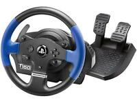Thrustmaster T150 Rs Force Feedback Racing Wheel - Playstation 4 on sale