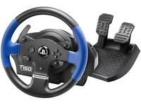 Thrustmaster T150 Rs Force Feedback Racing Wheel - Playstation 4 on sale