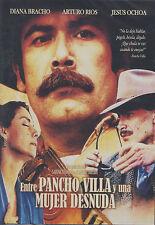 DVD - Entre Pancho Villa Y Una Mujer Desnuda NEW Diana Bracho FAST SHIPPING !