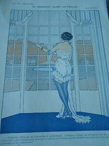 En-regardant-Jaunir-les-Feuilles-dessin-de-Fabiano-Print-Art-Deco-1913
