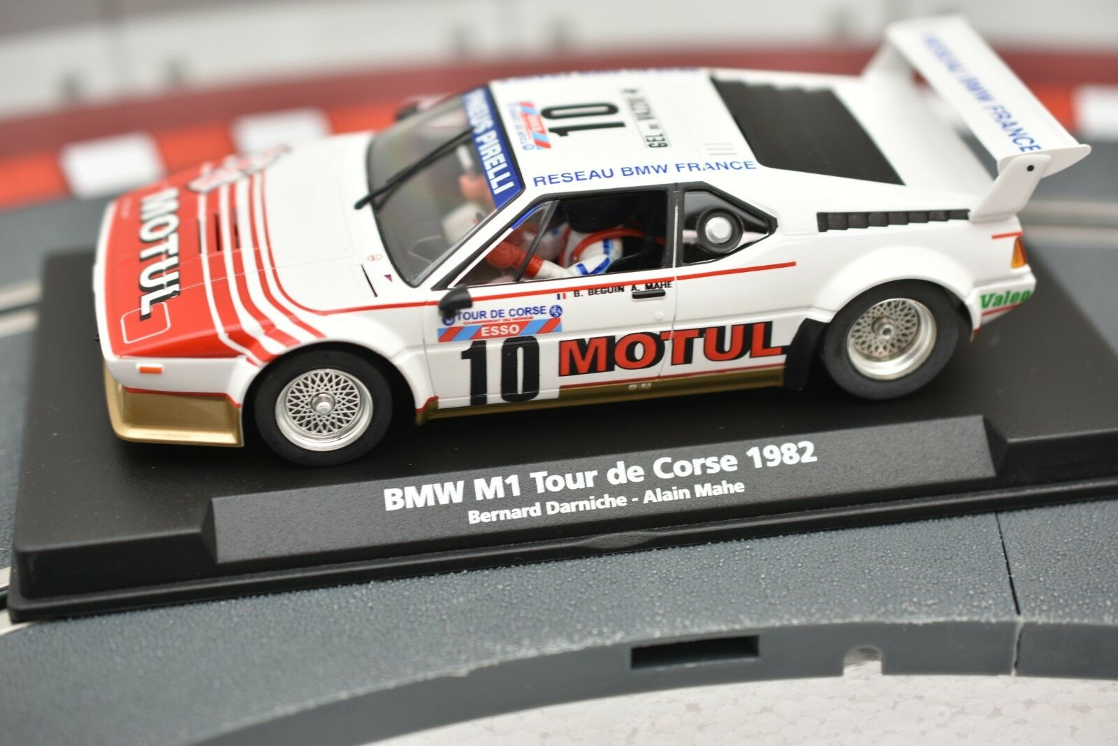88180 FLY CAR 1 32 CAR MODEL BMW M1 TOUR DE CORSE 1982 DARNICHE-MAHE A-1303
