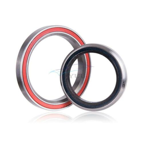"Bicycle Headset 44mm 1 1//8/""-1 1//2/"" Tube Frame to Tapered Tube Fork 1.5 Adapter"
